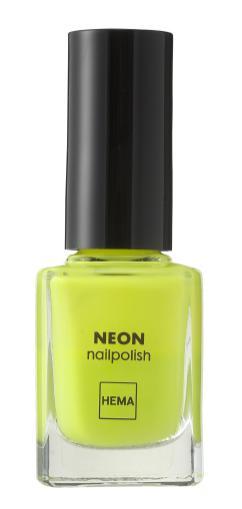 hema-neon-nagellak-groen