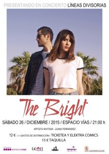 The Bright en concierto