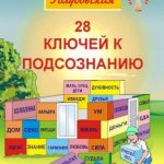 Голубовская Л. — 28 ключей к подсознанию   (2015 ) rtf, fb2