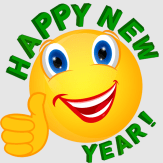 Smiley – Happy new year ! 1