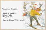Neujahr sei Treujahr ! – Franz von Woringen
