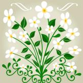 Blumen – Ornament 2