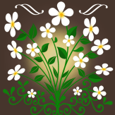 Blumen – Ornament 7