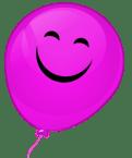 Bunte Luftballons 10