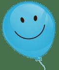 Bunte Luftballons 17