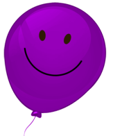Bunte Luftballons 18