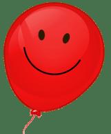 Bunte Luftballons 20