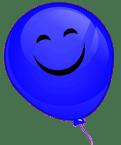 Bunte Luftballons 4