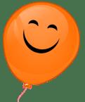 Bunte Luftballons 8
