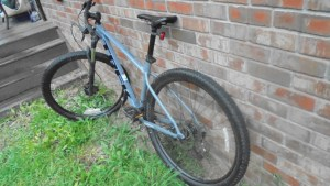 Grey Trak Marlin 7 Mountain Bike