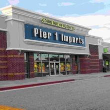 Pier1 Imports Closing
