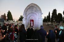 Rutas Culturales en el cementerio de León