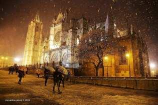 Invierno en La Catedral