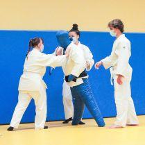 Judo en la universidad