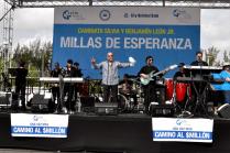 En el Nuevo Centro del East de Hialeah, la orquesta de Carlos Oliva y los Sobrinos del Juez.