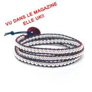 Californication bracelet by Leonor Heleno Designs ELLE fr
