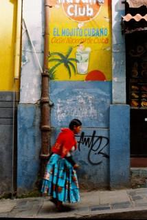 Fron Havanna to La Paz, Pan-Latin-American, Bolivia