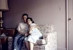 Charlie and Estelle Feigenbaum, 1957