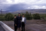 Western trip, August 1967