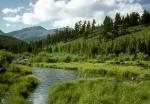 Rocky Mountain N.P. - end of trip