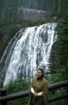 Raining on Mt. Rainier