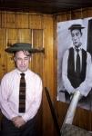 Joe and Buster Keaton