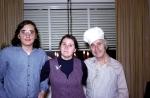 Peter, Eve, Rudy