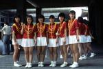 Cheer leaders