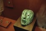 Jade mask