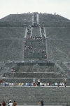 Pyramid of the Sun, close-up