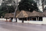 Indian huts