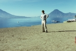 Next day, at Lake Atitlan