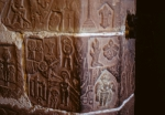 Carlisle Castle carvings