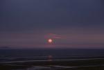 Sunset in Prestwick