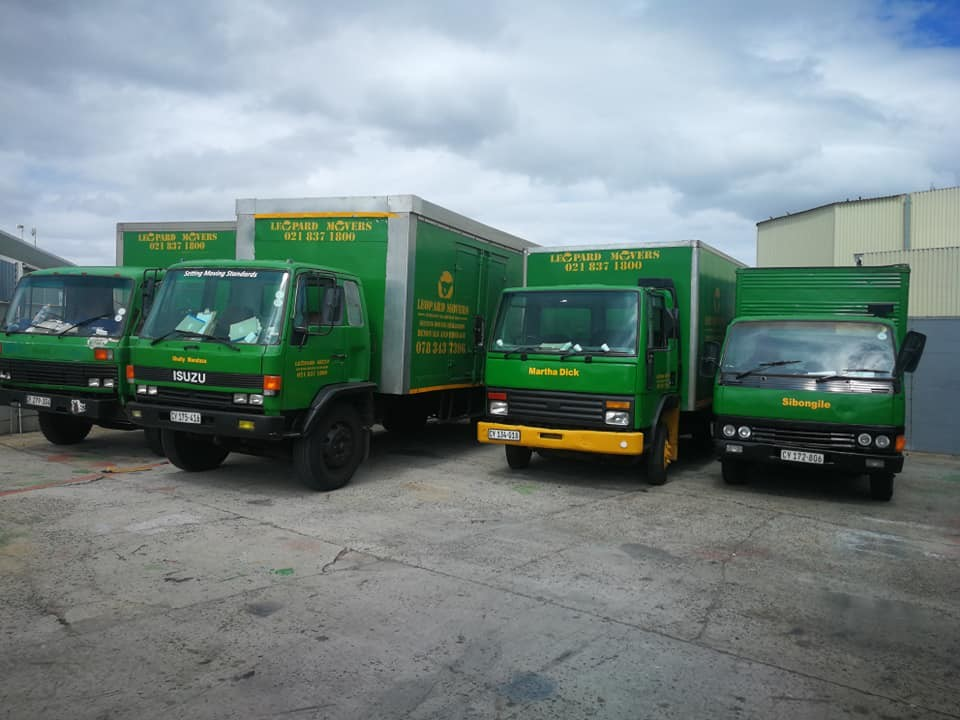 Moving Companies Cape Town
