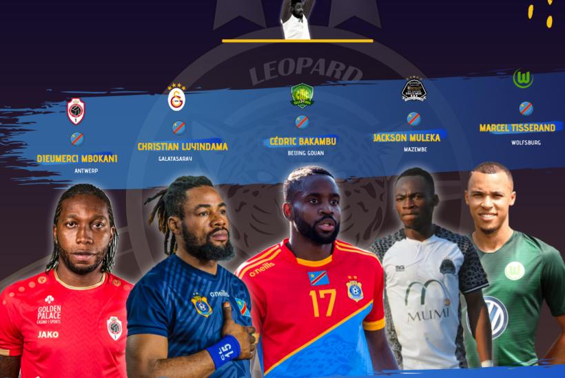 Awards 2019 : Qui succèdera à Christian Luyindama pour le meilleur joueur de l'année ?