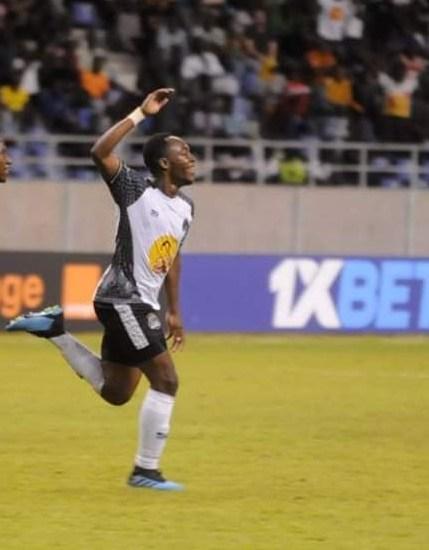 VL1: Jackson Muleka passe en tête de buteurs avec désormais 9 buts