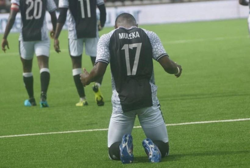 Le TP Mazembe dément les envies de départ de Muleka !