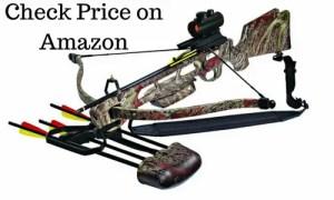 Arrow precision Inferno Fury crossbow