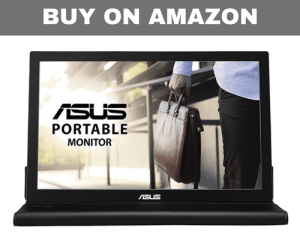 ASUS MB169B+ portable monitor