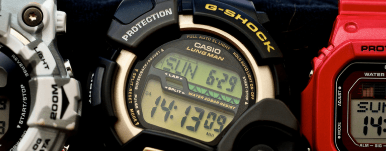 Best Digital Watches For Men 2018 – Every Budget & Taste