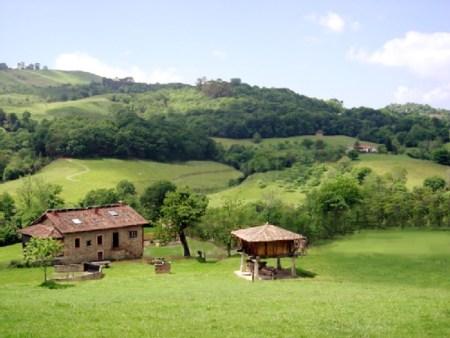 casa rural, Asturias