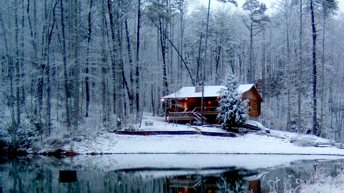 Winter-Cabin-Snow-wallpaper