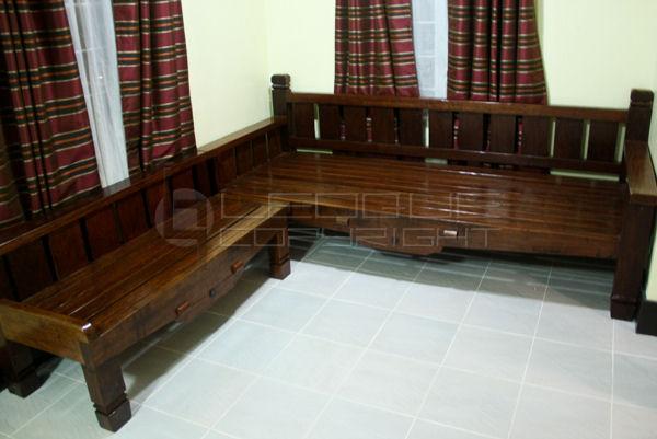 Wood Living Room Furniture Philippines | Baci Living Room