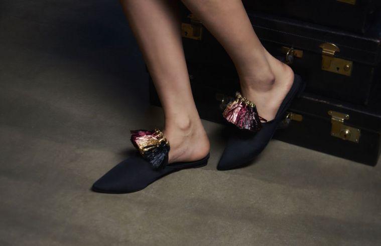 Shoes by Serena Uziyel, available at Sanayi13