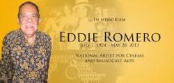 in memoriam - eddie romero - philippines national artist for cinema and broadcast arts