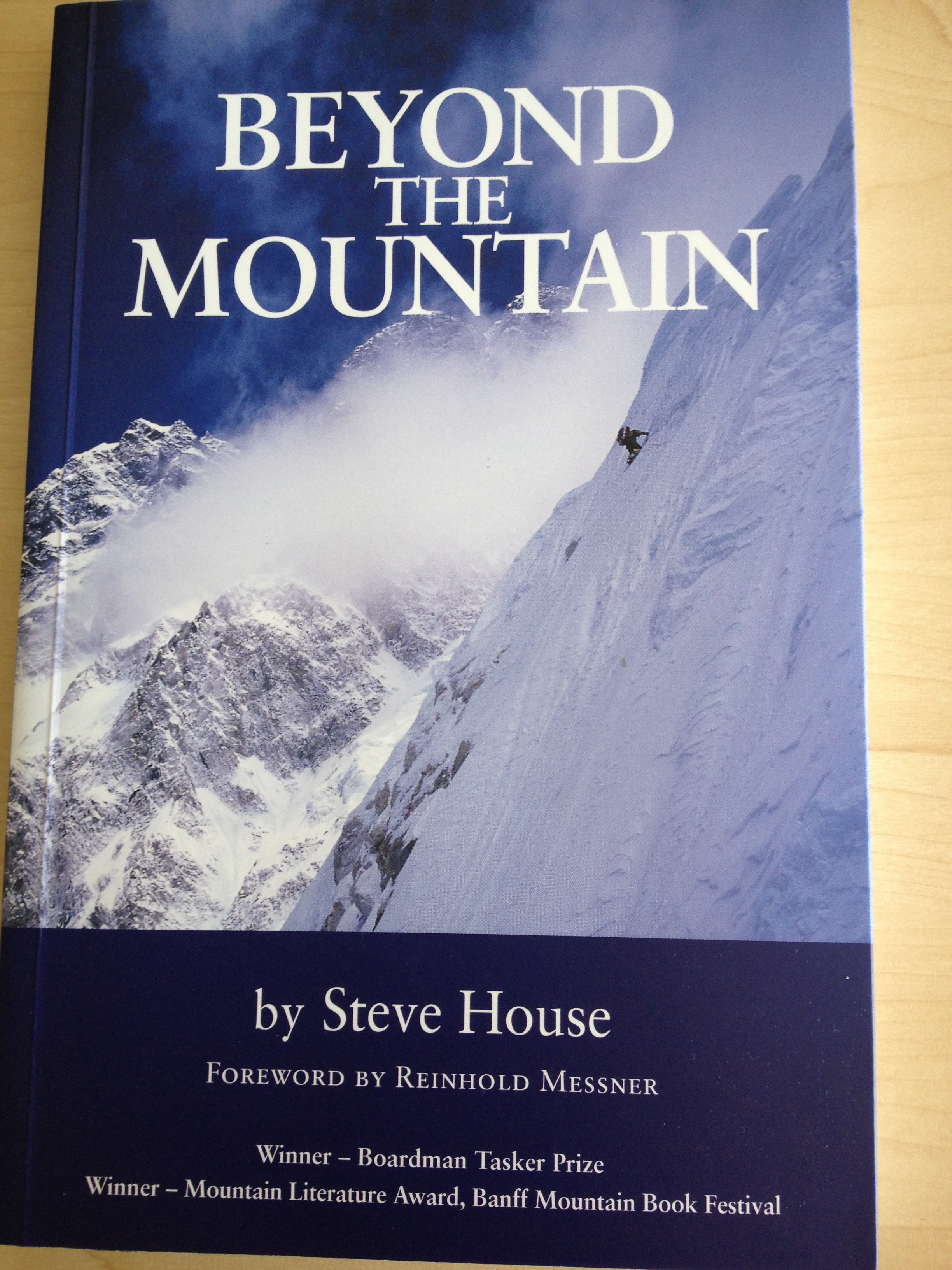 Beyond the Mountain book review – leo rust