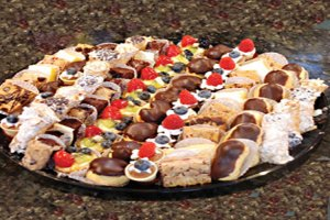 mini pastry - mini-pastry