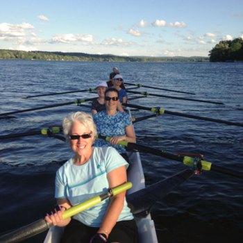 Cazenvoia Masters Rowers