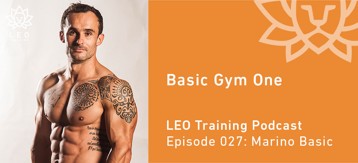 LT 027 | Marino Basic – Basic Gym One